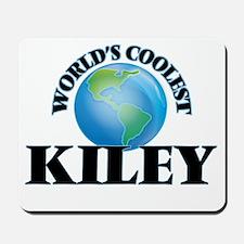 World's Coolest Kiley Mousepad