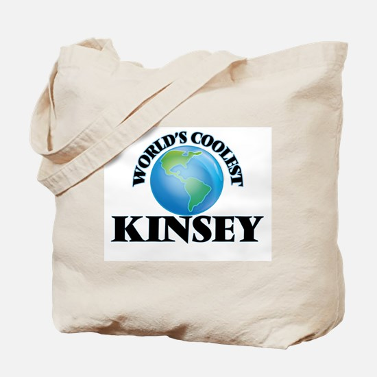 World's Coolest Kinsey Tote Bag