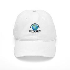 World's Coolest Kinsey Baseball Cap