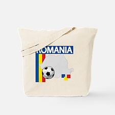 romania-soccer01.png Tote Bag