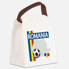 romania-soccer01.png Canvas Lunch Bag