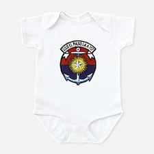 USS EL PASO Infant Creeper
