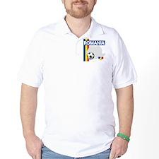 romania-soccer01 T-Shirt