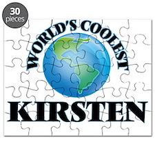 World's Coolest Kirsten Puzzle