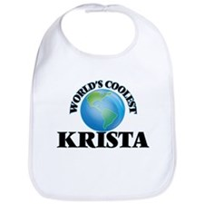 World's Coolest Krista Bib
