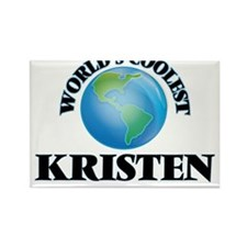 World's Coolest Kristen Magnets