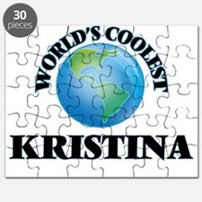World's Coolest Kristina Puzzle