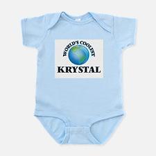 World's Coolest Krystal Body Suit