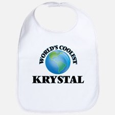World's Coolest Krystal Bib