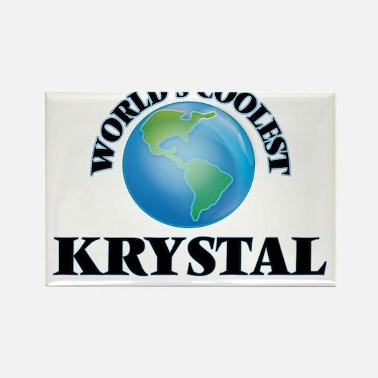 World's Coolest Krystal Magnets