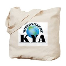 World's Coolest Kya Tote Bag