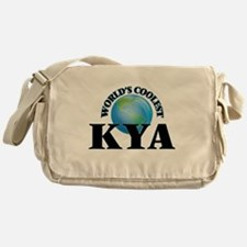 World's Coolest Kya Messenger Bag