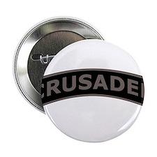 """Unique Knight shield 2.25"""" Button"""