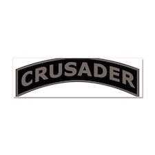 Funny Crusade Car Magnet 10 x 3