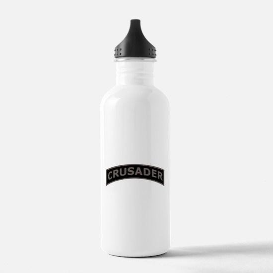 Unique Knights templar Water Bottle