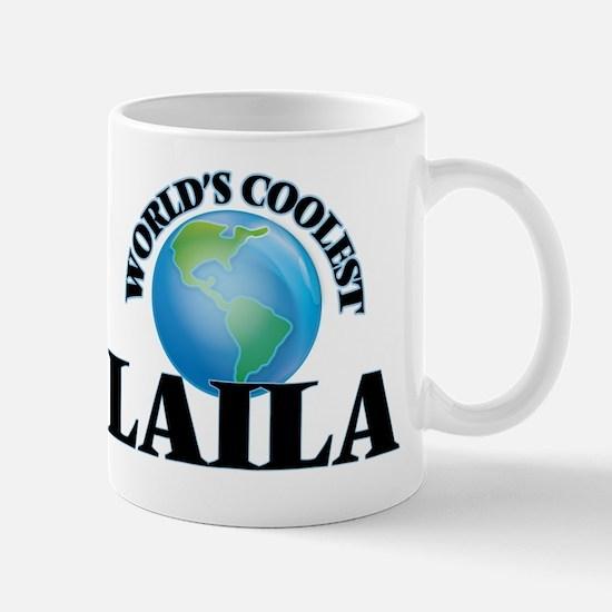 Unique Laila Mug