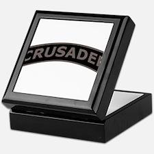 Cute Templar cross Keepsake Box