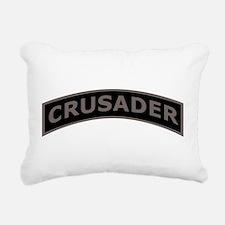 Cute Templar cross Rectangular Canvas Pillow