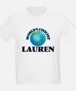 World's Coolest Lauren T-Shirt