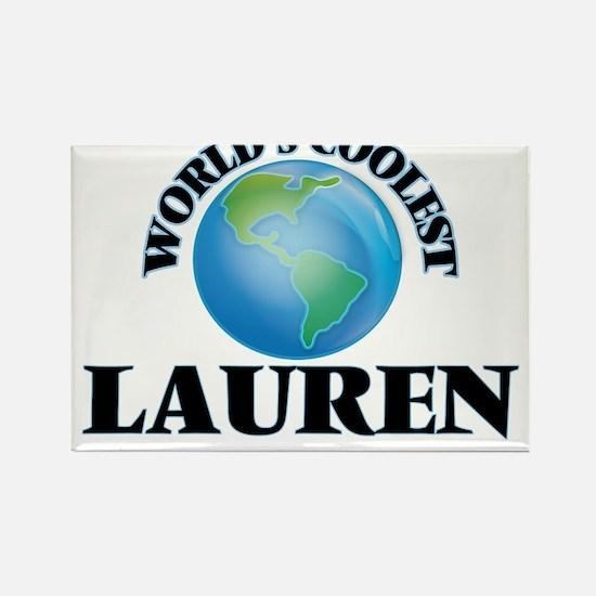World's Coolest Lauren Magnets