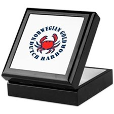Deadliest Job Keepsake Box