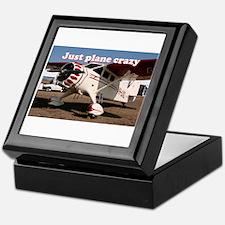 Just plane crazy: Stinson Aircraft Keepsake Box