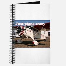 Just plane crazy: Stinson Aircraft Journal