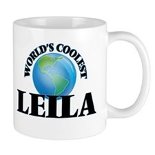 World's Coolest Leila Mugs