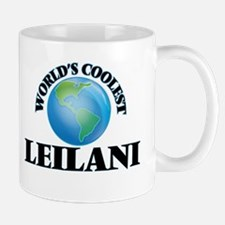 World's Coolest Leilani Mugs
