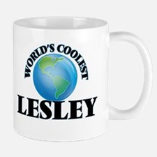 World's Coolest Lesley Mugs
