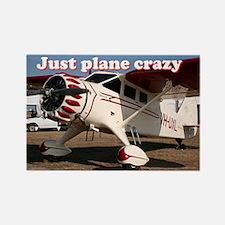 Just plane crazy: Stinson Aircraft Magnets