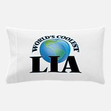 World's Coolest Lia Pillow Case
