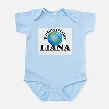 World's Coolest Liana Body Suit