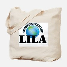 World's Coolest Lila Tote Bag