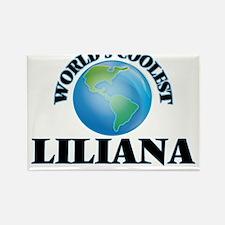 World's Coolest Liliana Magnets