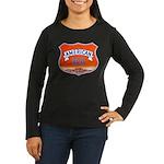 American Desert Women's Long Sleeve Dark T-Shirt