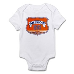 American Desert Infant Bodysuit