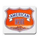 American Desert Mousepad