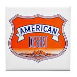 American Desert Tile Coaster