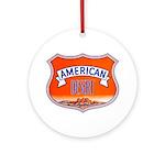 American Desert Ornament (Round)