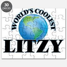 World's Coolest Litzy Puzzle