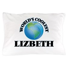 World's Coolest Lizbeth Pillow Case