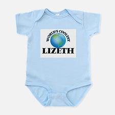 World's Coolest Lizeth Body Suit