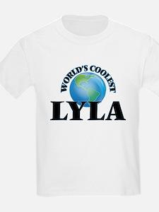 World's Coolest Lyla T-Shirt