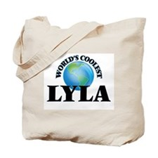 World's Coolest Lyla Tote Bag