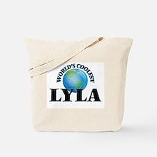 World's Coolest Lyla Tote Bag