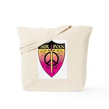 Sir Ivan Tote Bag
