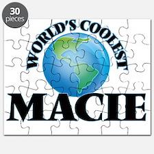 World's Coolest Macie Puzzle