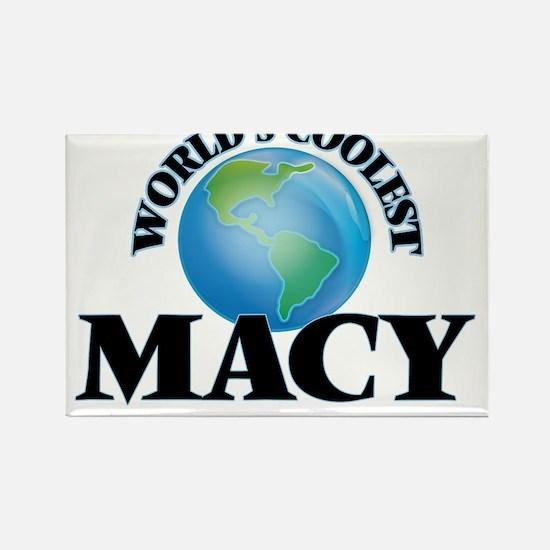 World's Coolest Macy Magnets