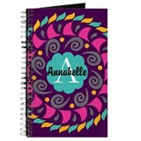 Monogram Journals & Spiral Notebooks